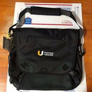 Vertex Tactical Satchel Messenger Laptop Bag NWT T